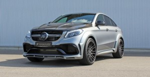 Тюнинг пакет Hamann для Mercedes-AMG GLE 63 S Coupe