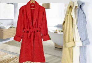 Турецкие халаты от «Сулейман-текстиль»