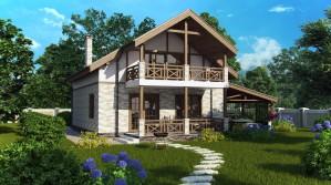 Проекты коттеджей и проекты домов: воплощение мечты