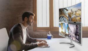 Новый 40-дюймовый монитор Philips: самый большой 4К монитор с изогнутым экраном на рынке