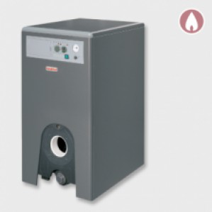 Отопление дома с помощью газового котла