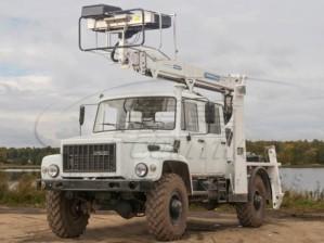 «Коммунал-Авто» поставляет автогидроподъёмники и автовышки
