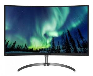 Цвета вокруг: новый монитор Philips с изогнутым экраном и расширенной цветовой гаммой