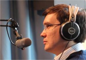 Интервью Владимира Ведмидя для радио Европа Плюс