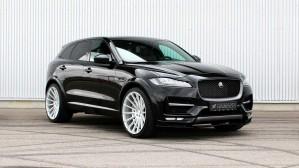 Новый Jaguar F-Pace S от Hamann