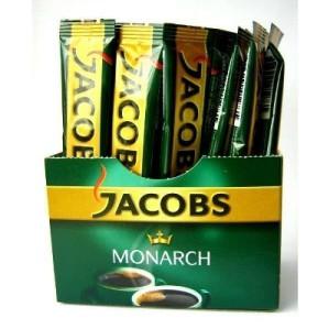 Jacobs в стиках - идеальный вариант для полноценного отдыха