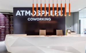 Новое современное рабочее пространство в коворкинг-центре «Атмосфера»