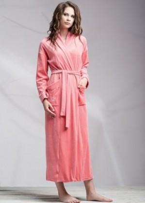 Велюровый халат - роскошь по доступной стоимости