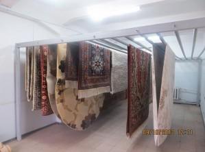 Химчистка ковров с доставкой на дом от компании «Ковер777»