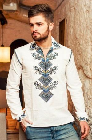 Чоловічі вишиті сорочки й не тільки  вибираємо тканину з ukrglamour com ua 3ee5cfd757684