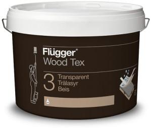 Алкидная пропитка Wood Tex Transparent – эффективная защита от старения деревянных конструкций