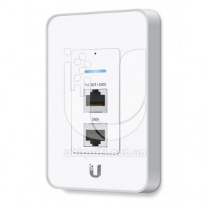 Акция на точки доступа Ubiquiti UniFi AP In-Wall