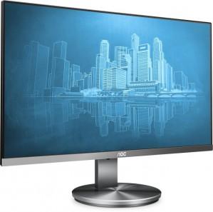 Продуктивность и комфорт: новые мониторы AOC для бизнеса