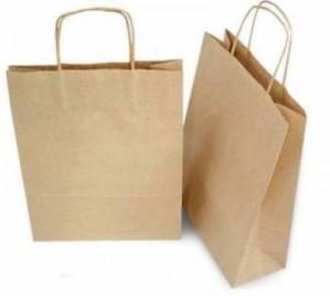 Бумажные пакеты на заказ в типографии