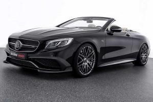 Mercedes-AMG S65 стал самым быстрым кабриолетом