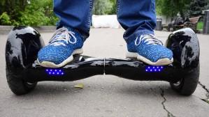Гироскутер: экономный ``скороход`` для энергичных людей