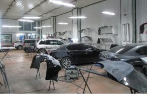 Кузовной ремонт автомобилей в техцентре «Автогарант+»