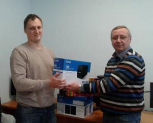 Eaton помогает Киевскому городскому центру реабилитации детей с инвалидностью