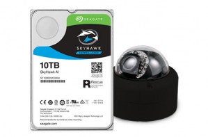 Seagate SkyHawk AI для систем видеонаблюдения с ИИ