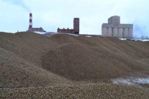 «Алексинский керамзитовый завод» выпускает керамзит в широком диапазоне