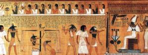 Египетская Книга мертвых: в Киеве найден неизвестный ранее экземпляр
