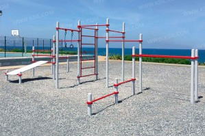 Эффективные воркаут-тренировки на спортивном оборудовании от компании «Skiff company Ltd.»