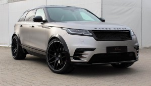 Новый тюнинг Lumma для Range Rover Velar