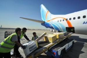 Alfa-Jet осуществляет высокоскоростную и надёжную авиадоставку грузов по всему миру