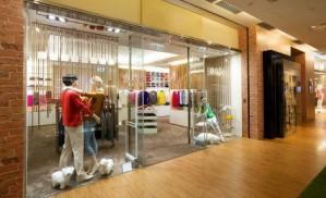 Внутреннее рекламное оформление магазинов от компании Art Studio