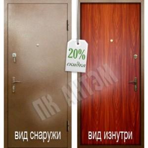 «АНТЭМ» предоставляет скидки на наиболее популярные модели дверей