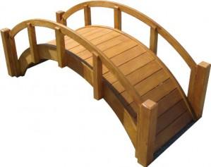 Выбирайте лучшие мостики деревянные
