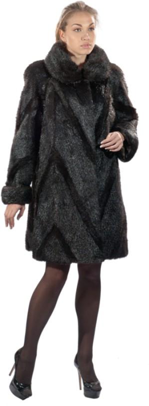 Наличие меховых изделий в гардеробе обеспечит стильность и комфорт в холодное время года