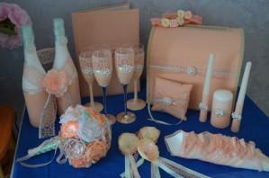 Свадебные аксессуары, какие сделают празднование оригинальным