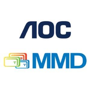 Объединенный рост AOC и MMD – в два раза выше роста европейского рынка