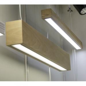Почему выбирают линейные LED светильники домой