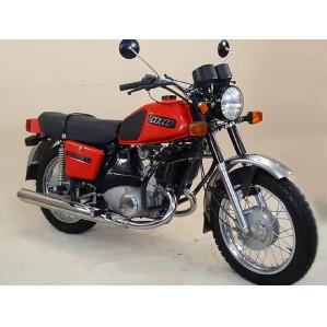 Запчасти на мотоциклы ИЖ и наклейки к ним