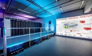 Система накопления энергии Eaton мощностью 3 МВт на стадионе Johan Cruijff ArenA запущена в работу