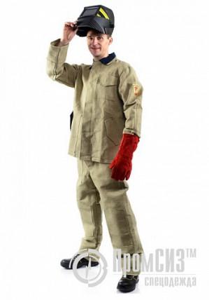 Какие перчатки рабочие нужны сварщику