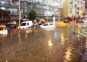 Ливни в Киеве могут обойтись в круглую сумму