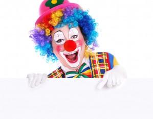 Делаем детский праздник неповторимым: приглашаем клоуна