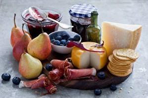 Фотосъемка аппетитных продуктов питания