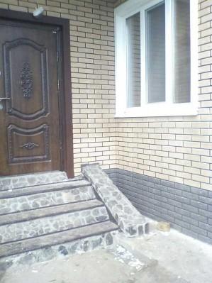 Завершили утепление дома в Леськах
