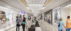 Светодиодное освещение торговых залов