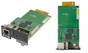 Eaton представляет Gigabit Network M2 – первую сетевую карту для ИБП, получившую сертификат безопасности UL