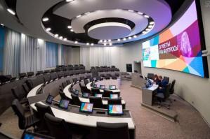 ``«Делайт 2000» оснастила новый многофункциональный зал совещаний для НИТУ «МИСиС»``