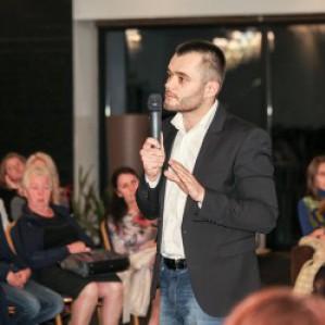 Мастер-класс от полиграфолога Игоря Ищука