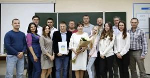 Августовский выпуск полиграфологов в Киеве