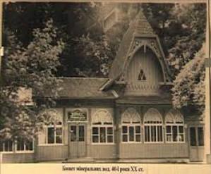 История курортного Трускавца