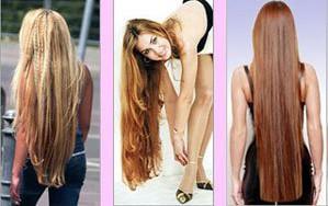 Как стать длинноволосой красавицей