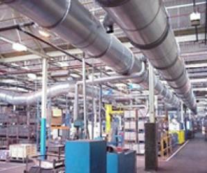 Монтаж систем вентиляции, инженерные системы